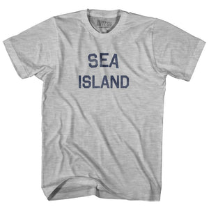 Georgia Sea Island Youth Cotton Vintage T-shirt by Ultras