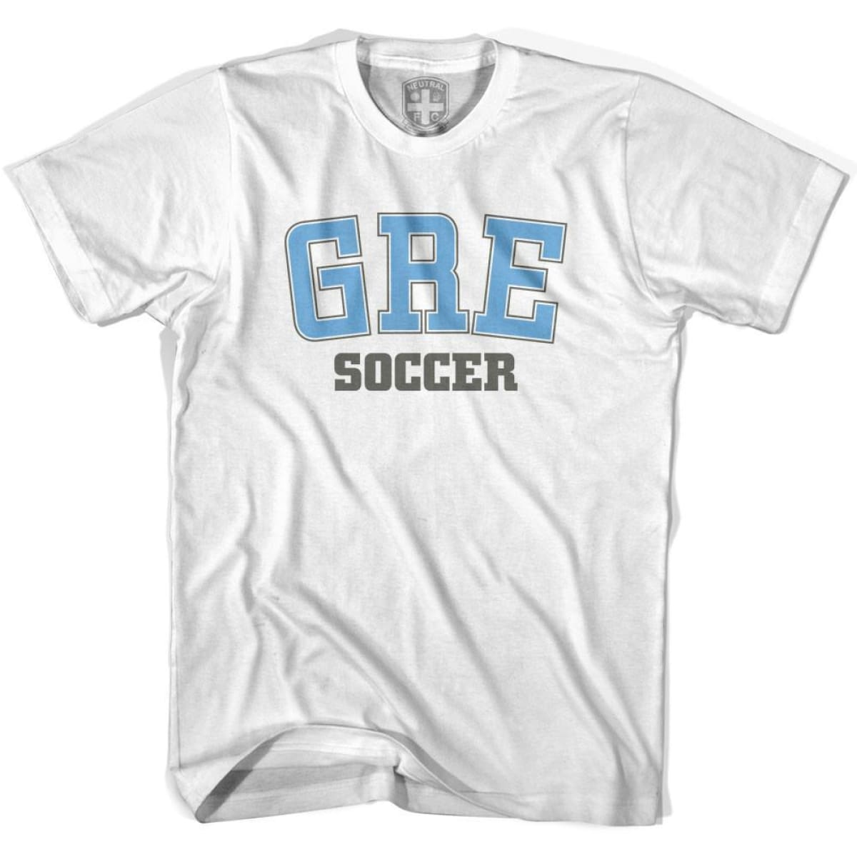 Greece GRE Soccer Country Code T shirt
