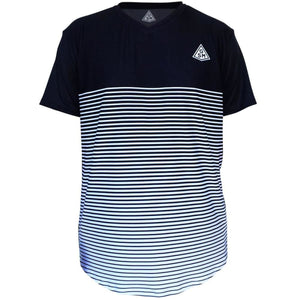GSM Rise Tennis Shirt - Black / Youth X-Small / No - Tennis Shirts
