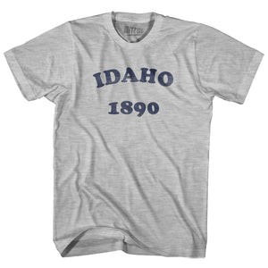 Ultras - Idaho State 1890 Womens Cotton Junior Cut Vintage T-shirt