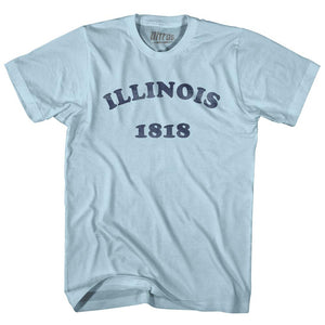 Ultras - Illinois State 1818 Adult Cotton Vintage T-shirt