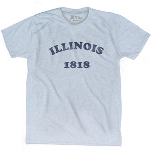 Ultras - Illinois State 1818 Adult Tri-Blend Vintage T-shirt