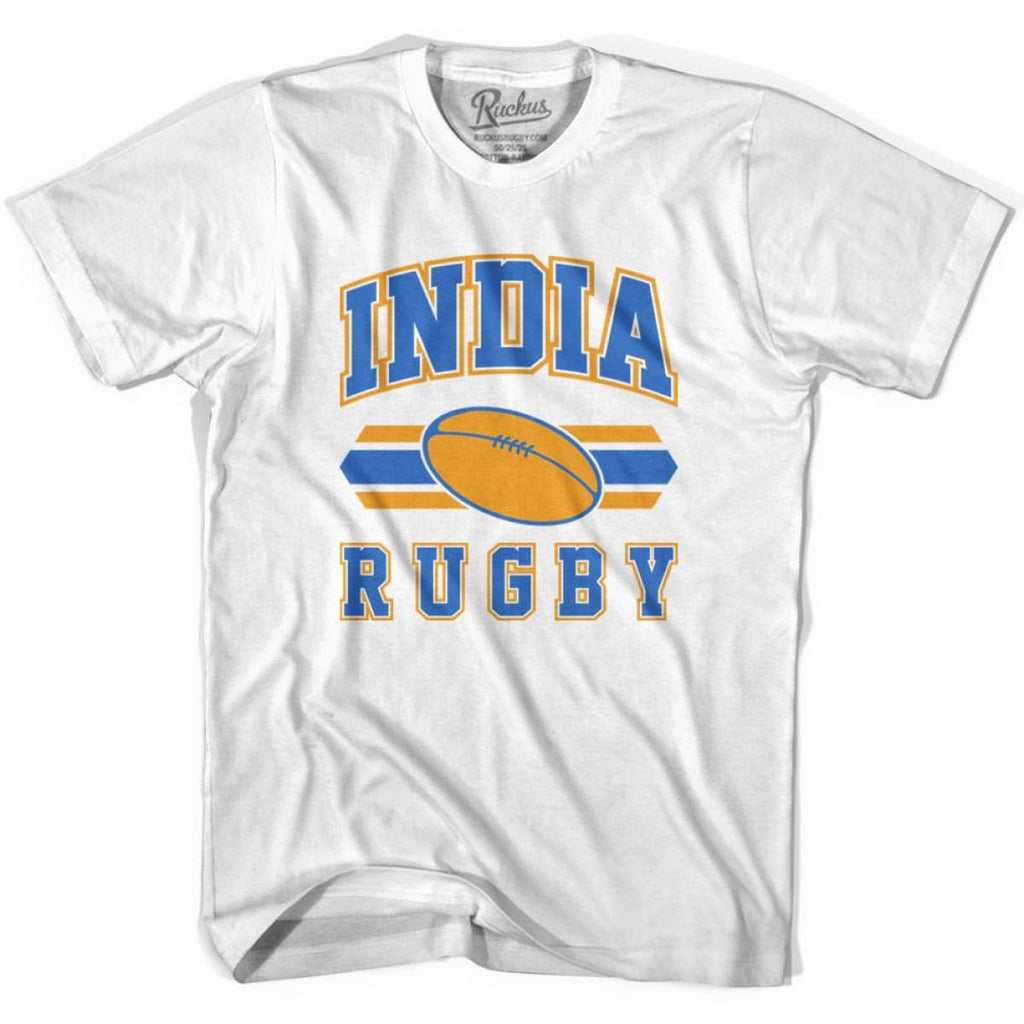 India 90s Rugby Ball T-shirt