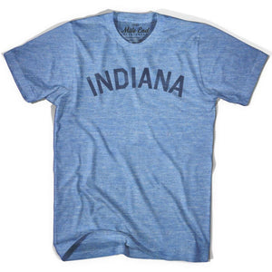 Indiana Union Vintage T-shirt - Athletic Blue / Adult Small - Mile End City