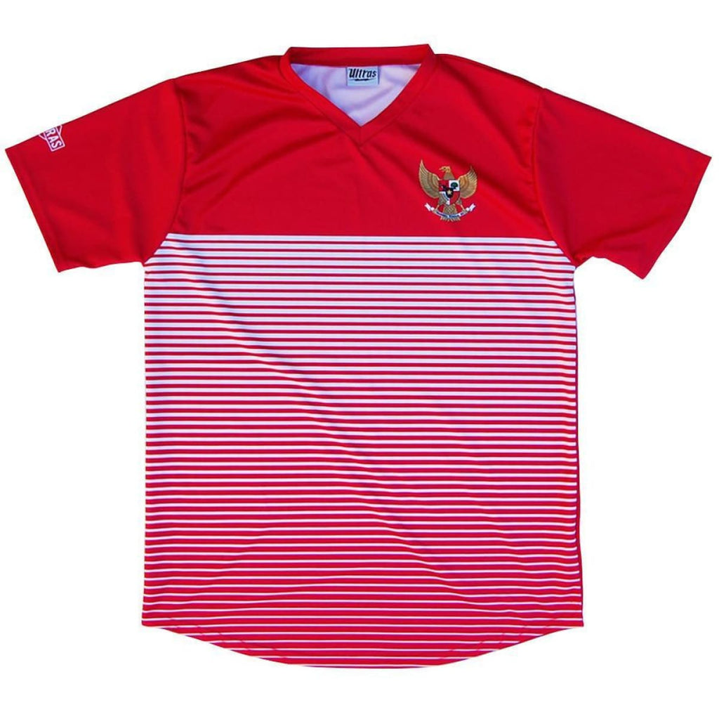 e52b98855 Indonesia Rise Soccer Jersey - Red   Toddler 1   No - Ultras Country Soccer  Jerseys