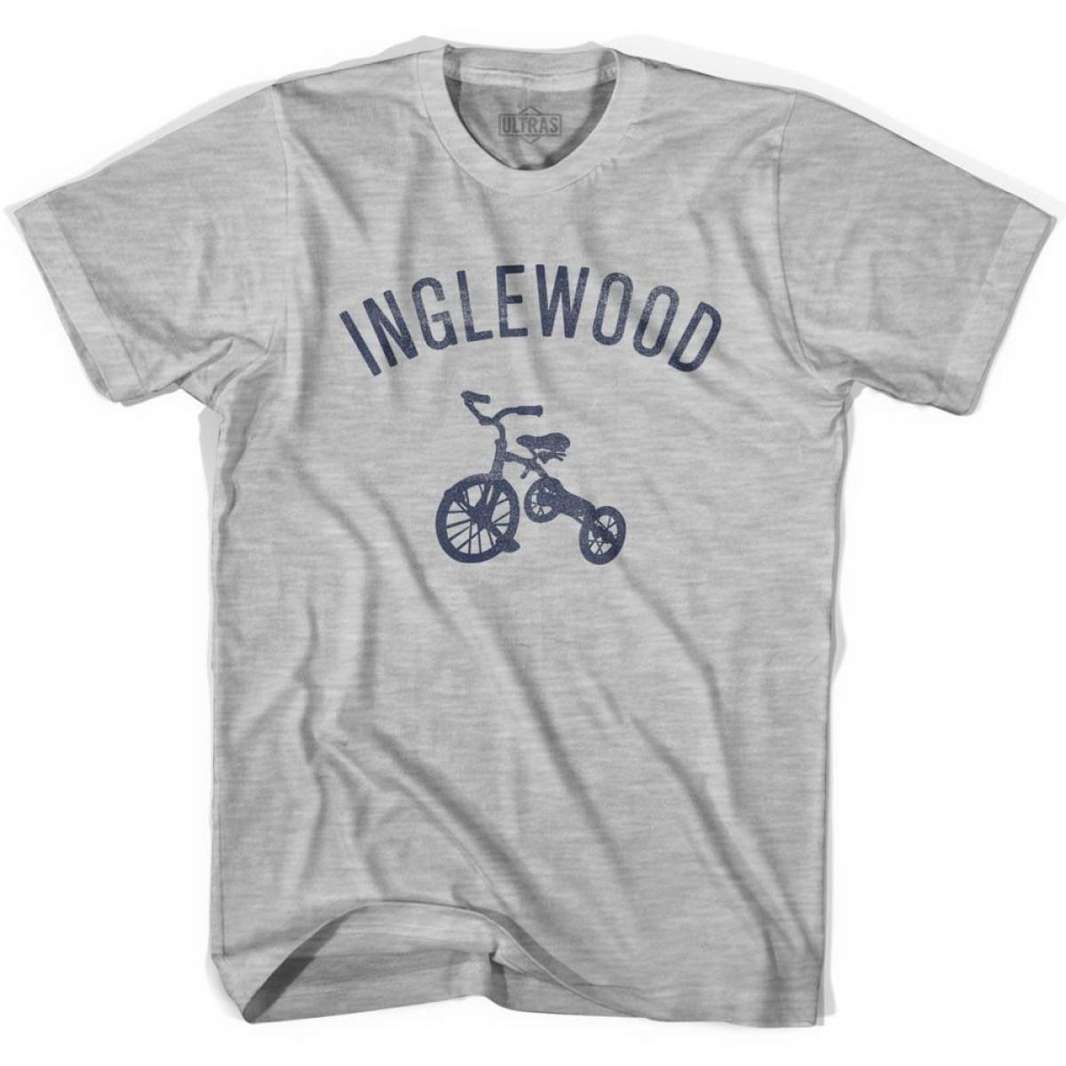 Inglewood City Tricycle Youth Cotton T-shirt - Tricycle City