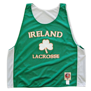 Ireland Lacrosse Pinnie - Graphic Mesh Lacrosse Pinnies