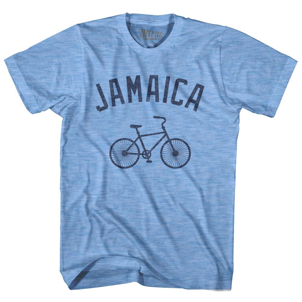 Jamaica Vintage Bike T-shirt by Mile End Sportswear