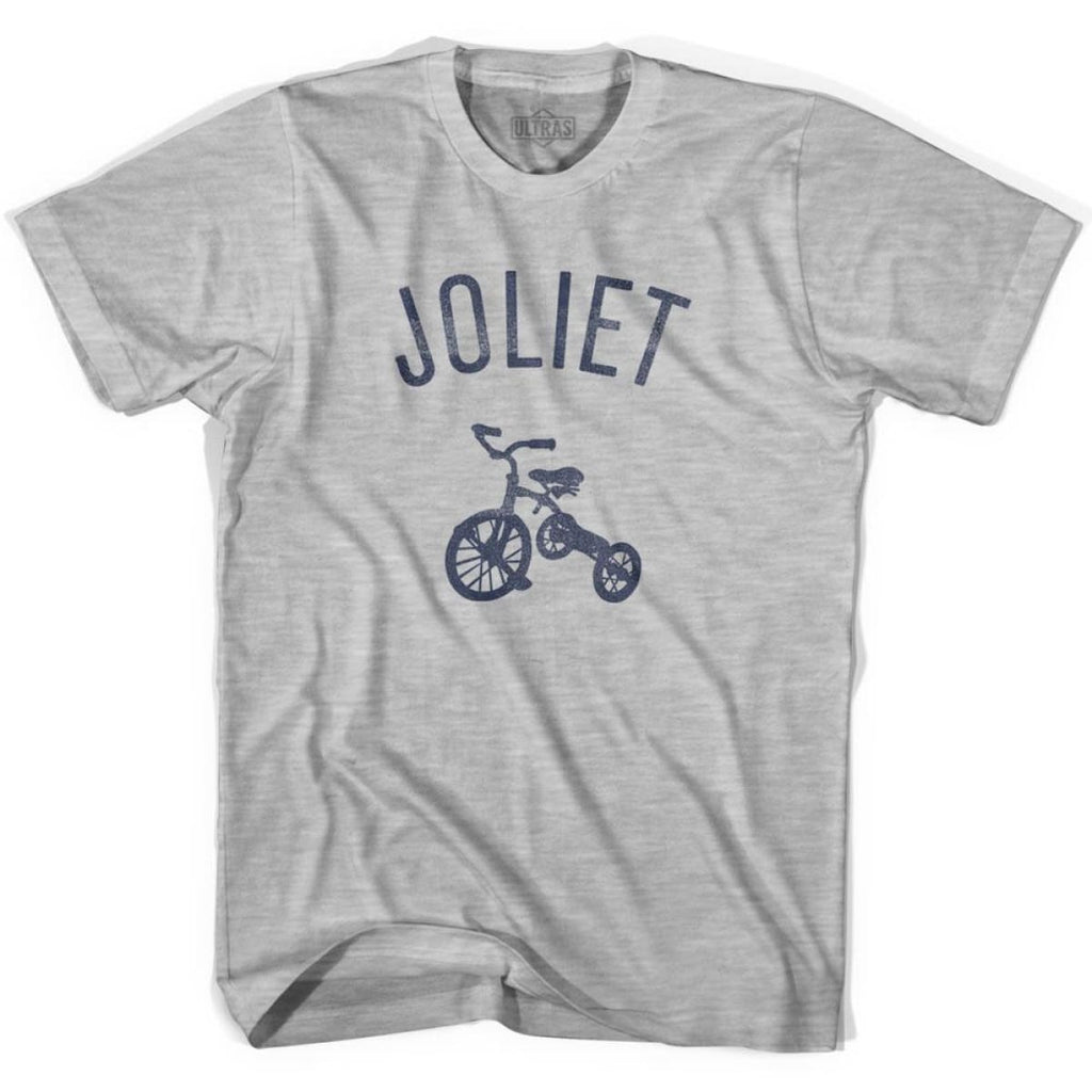 Joliet City Tricycle Youth Cotton T-shirt - Tricycle City