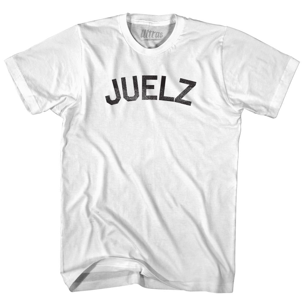 Juelz Youth Cotton T-Shirt by Ultras