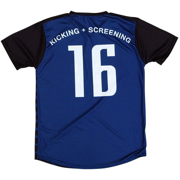 Kicking and Screening Film Fest 2016 Soccer Jersey - Collabs
