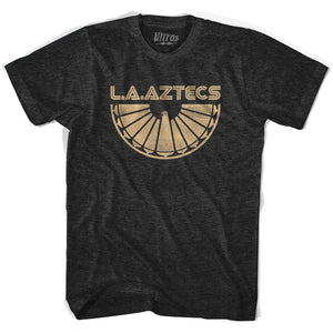 Los Angeles Aztecs Black and Gold LAFC Inspired Soccer T-shirt By Ultras