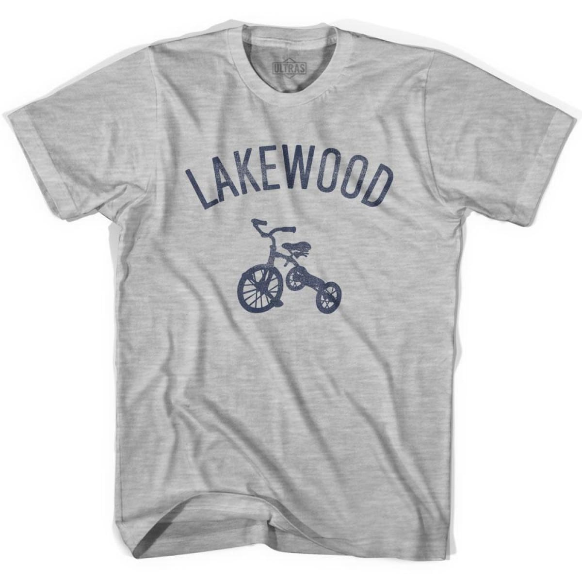 Lakewood City Tricycle Youth Cotton T-shirt - Tricycle City