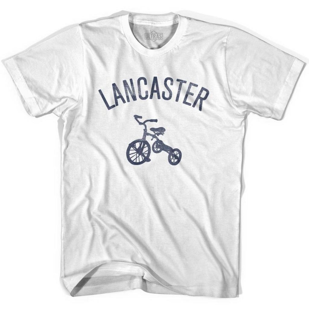 Lancaster City Tricycle Youth Cotton T-shirt - Tricycle City