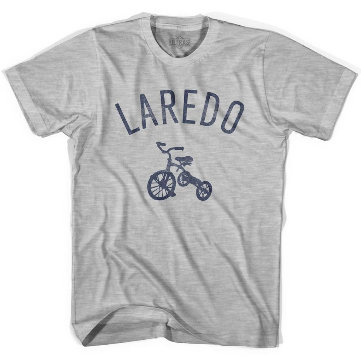 Laredo City Tricycle Youth Cotton T-shirt - Tricycle City