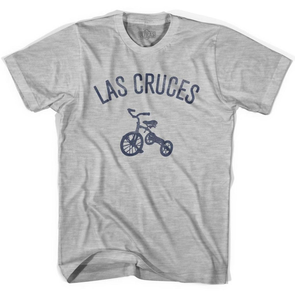 Las Cruces City Tricycle Womens Cotton T-shirt - Tricycle City
