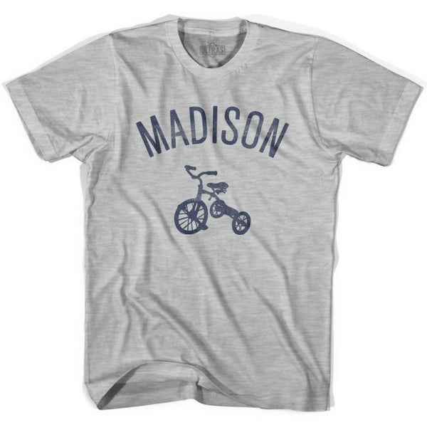 Madison City Tricycle Youth Cotton T-shirt - Tricycle City