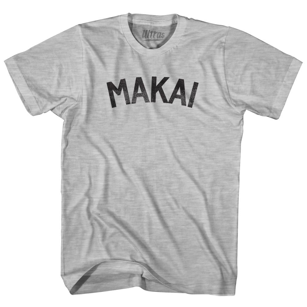 Makai Adult Cotton T-shirt by Ultras