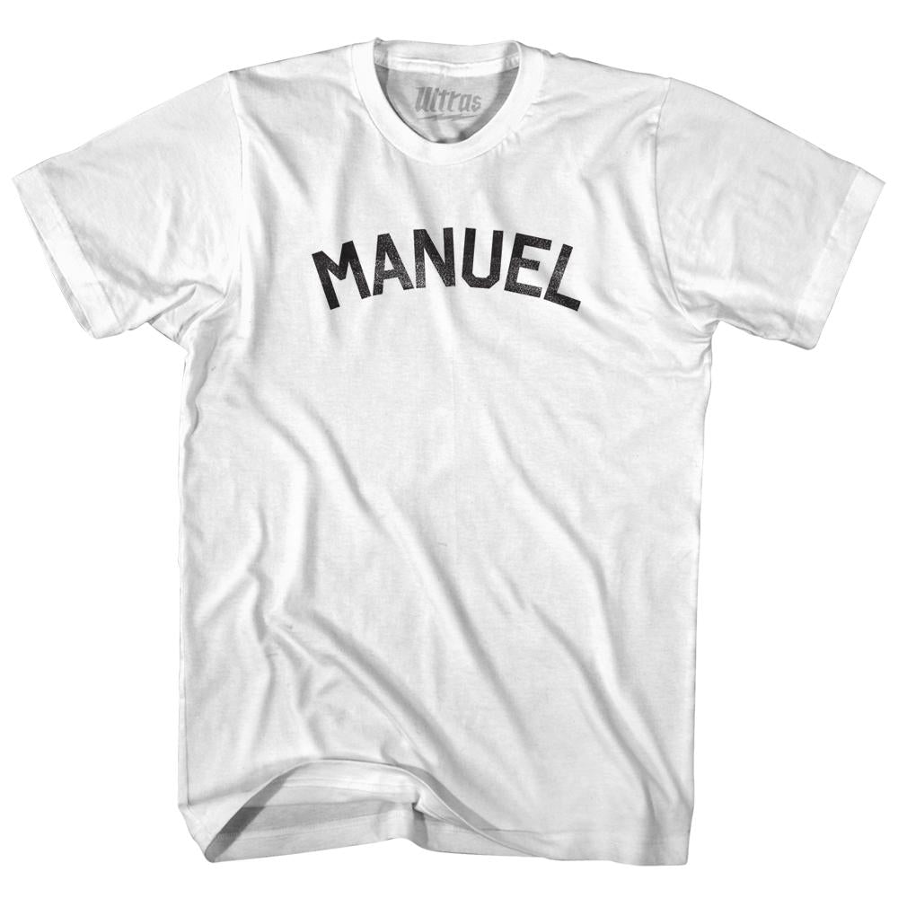Manuel Youth Cotton T-shirt