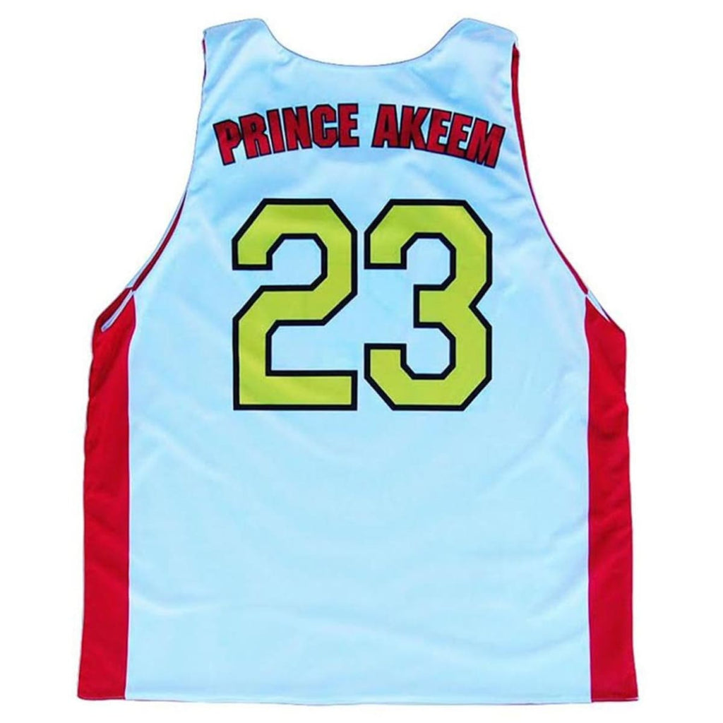 McDowells All-American Sublimated Basketball Reversible
