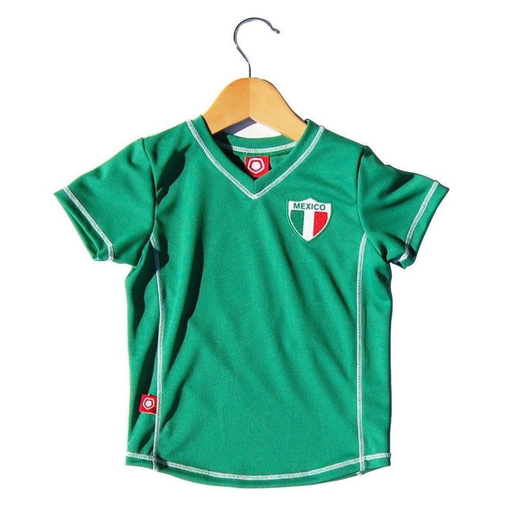 2922304314c Mexico Toddler Soccer Jersey - Kelly   Toddler 1   No - Ultras Soccer  Jerseys