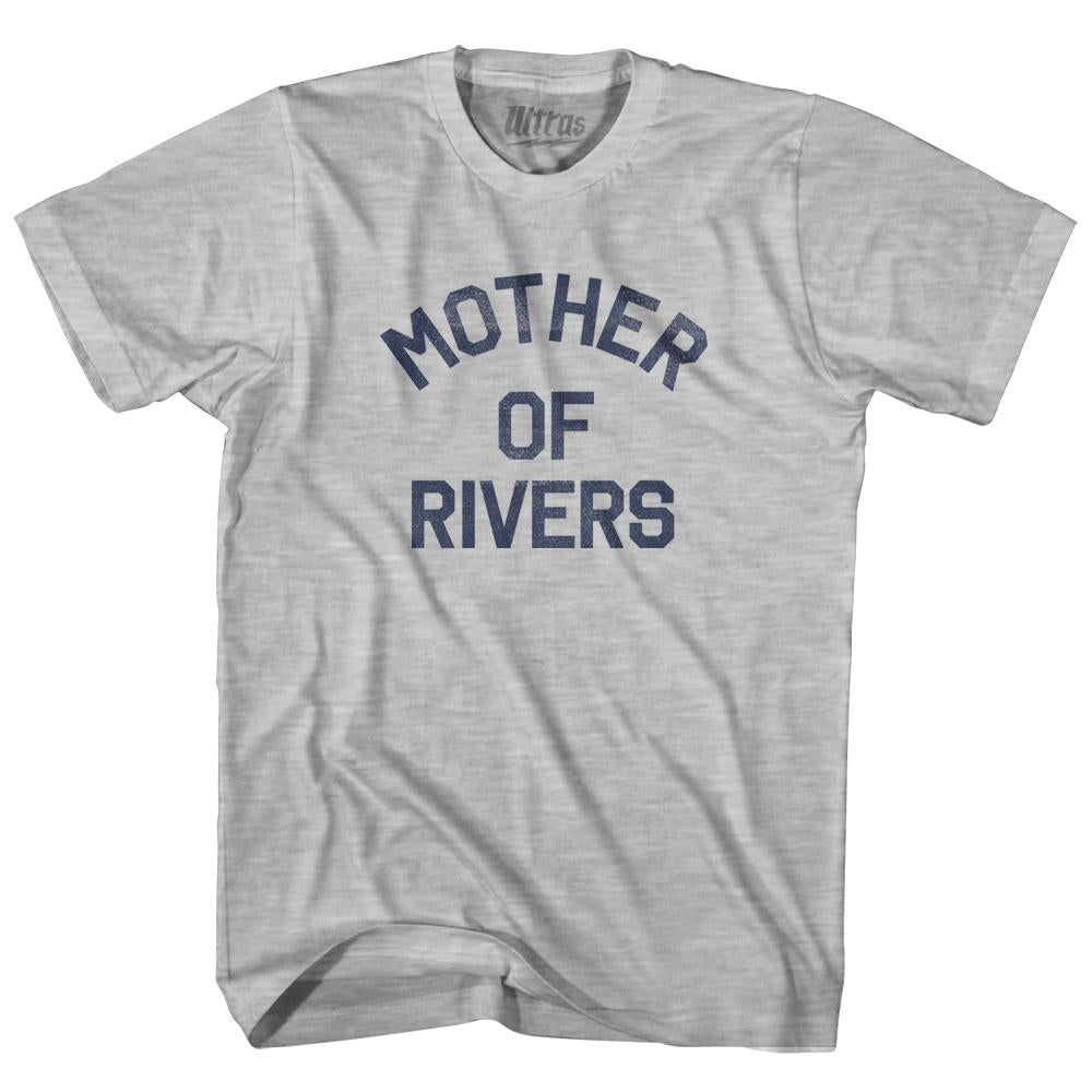 New Hampshire Mother of Rivers Nickname Adult Cotton T-shirt by Ultras