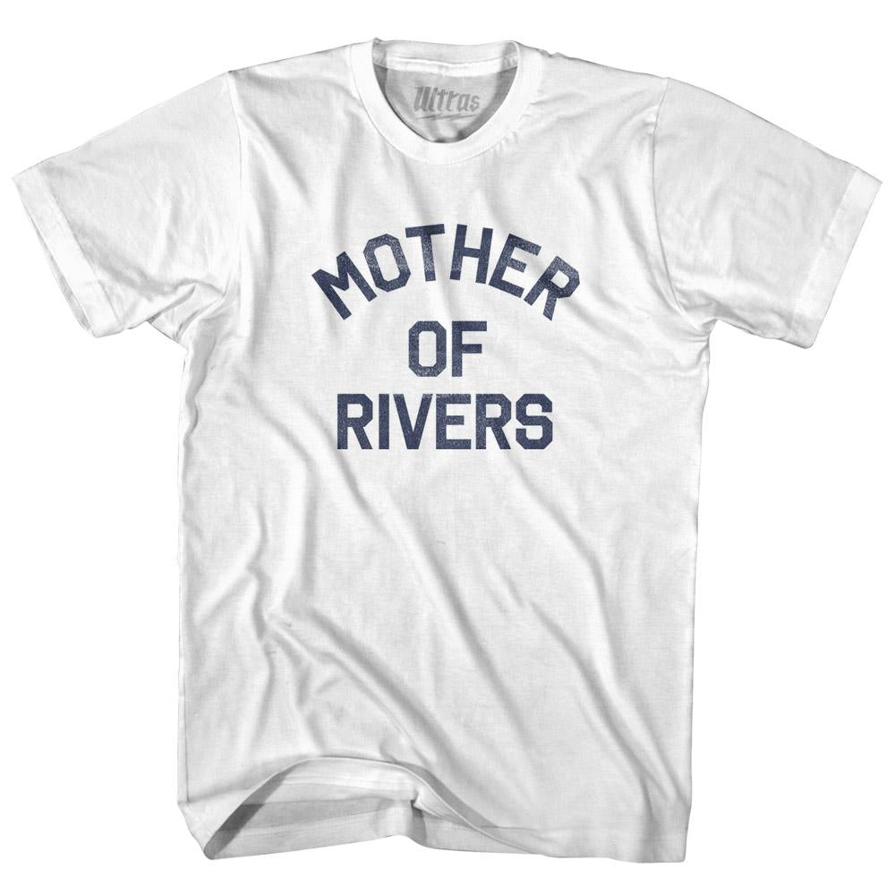 New Hampshire Mother of Rivers Nickname Womens Cotton Junior Cut T-Shirt by Ultras