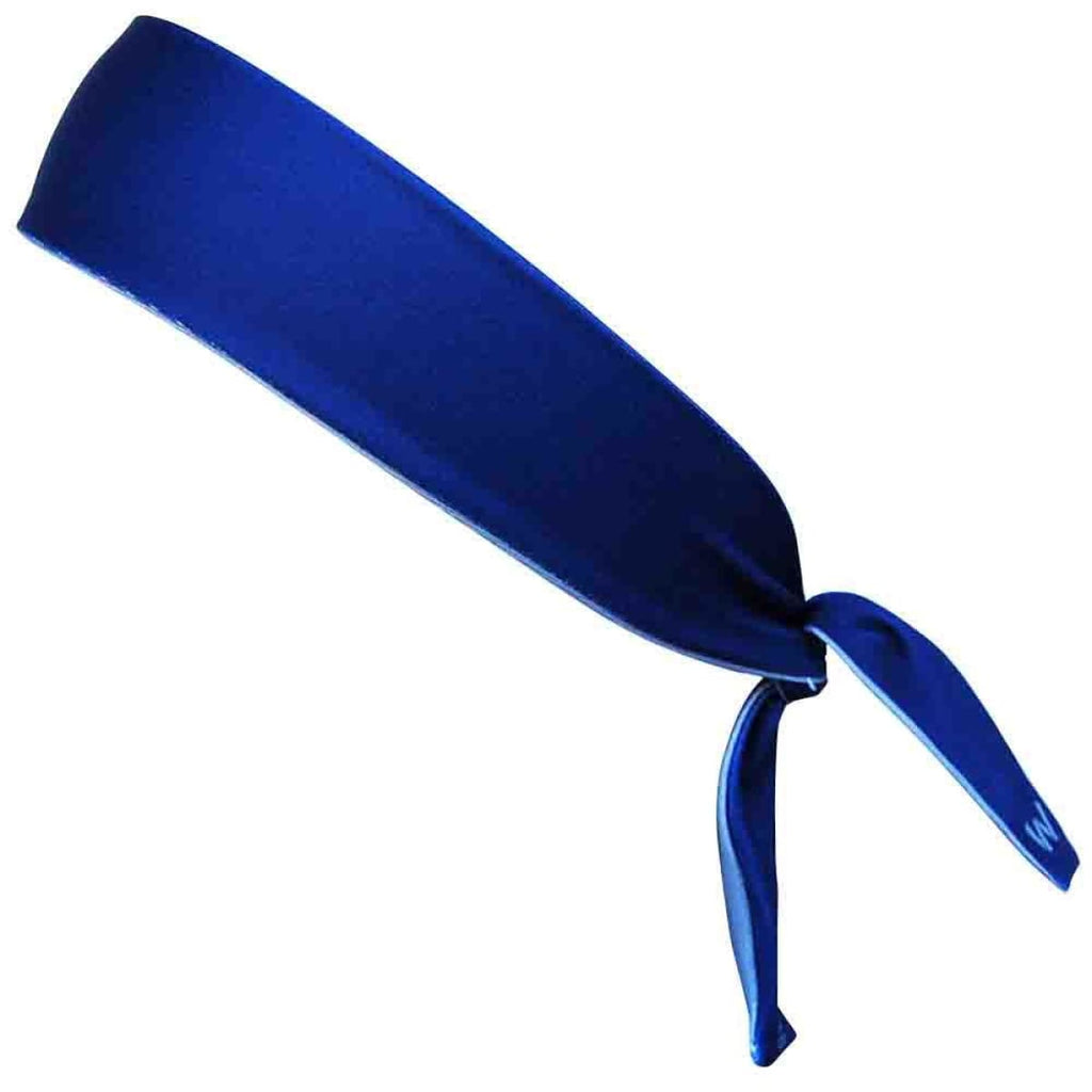Navy & Baby Reversble Headband - Wicked Headbands