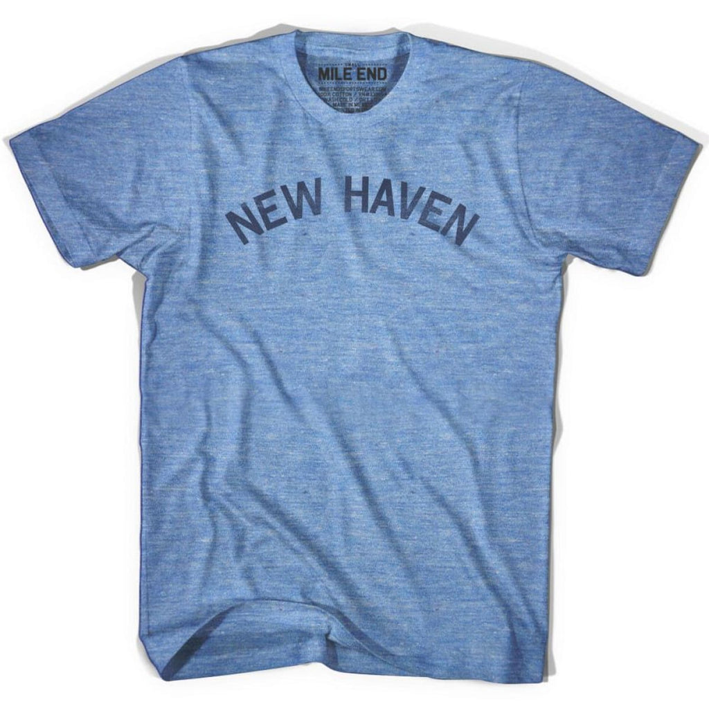 New Haven City Vintage T-shirt - Mile End City
