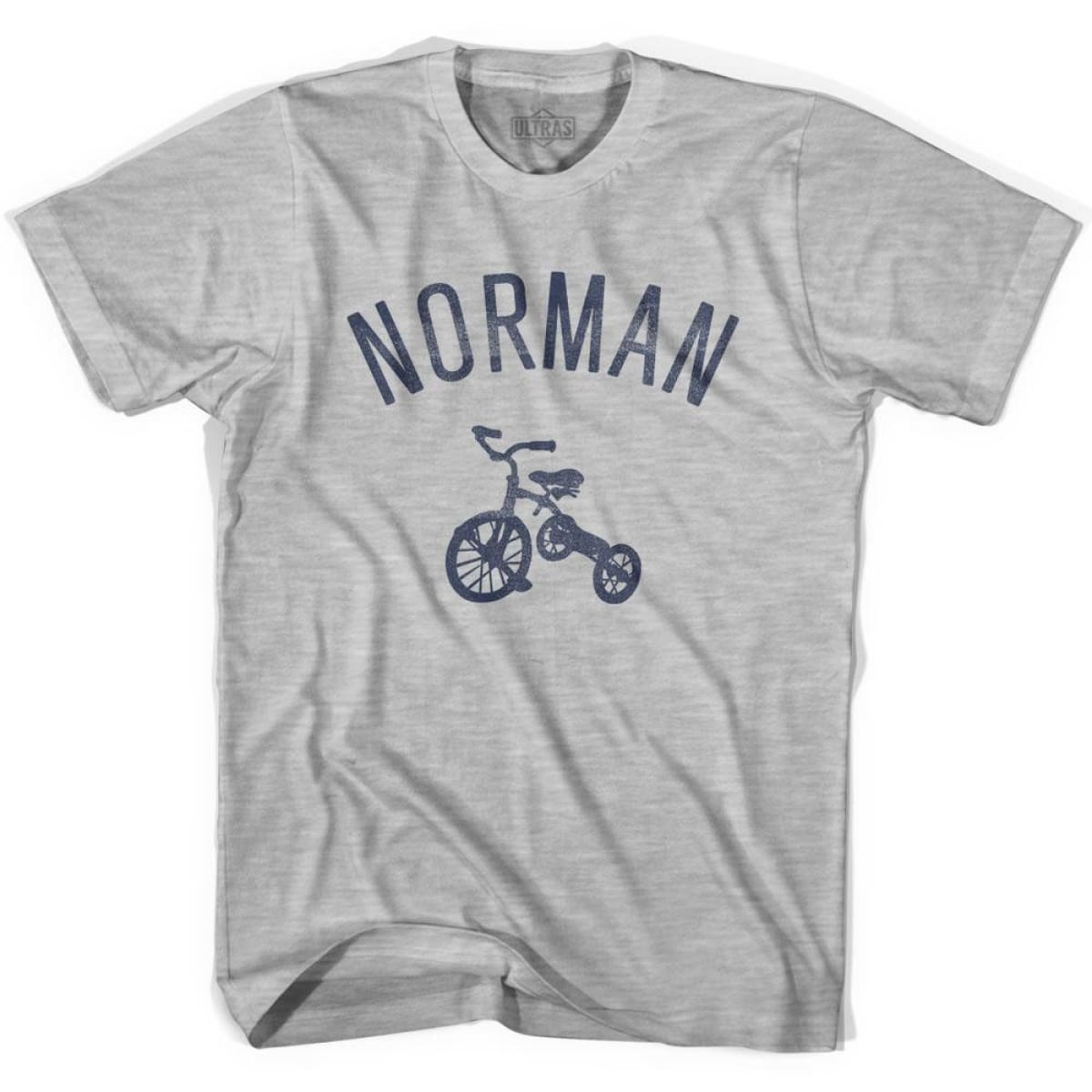 Norman City Tricycle Youth Cotton T-shirt - Tricycle City