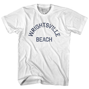 North Carolina Wrightsville Beach Adult Cotton Vintage T-shirt by Ultras