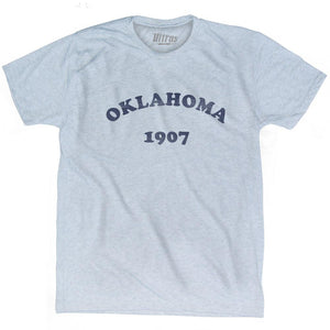Ultras - Oklahoma State 1907 Adult Tri-Blend Vintage T-shirt
