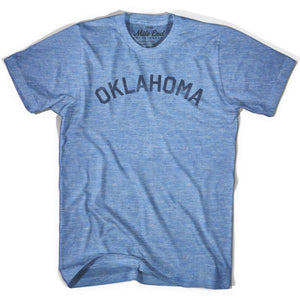 Oklahoma Union Vintage T-shirt - Athletic Blue / Adult Small - Mile End City