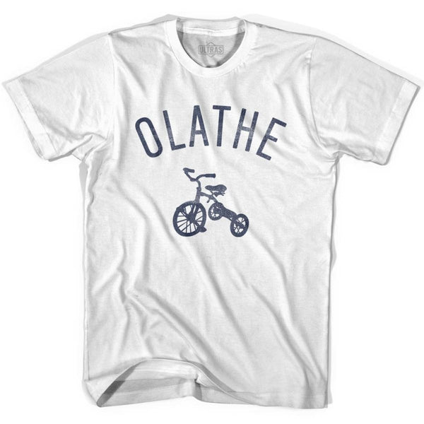 Olathe City Tricycle Youth Cotton T-shirt - Tricycle City