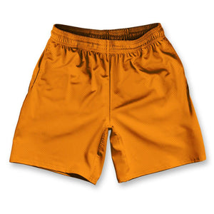 "Tennessee Orange Athletic Running Fitness Exercise Shorts 7"" Inseam by Ultras Sportswear"