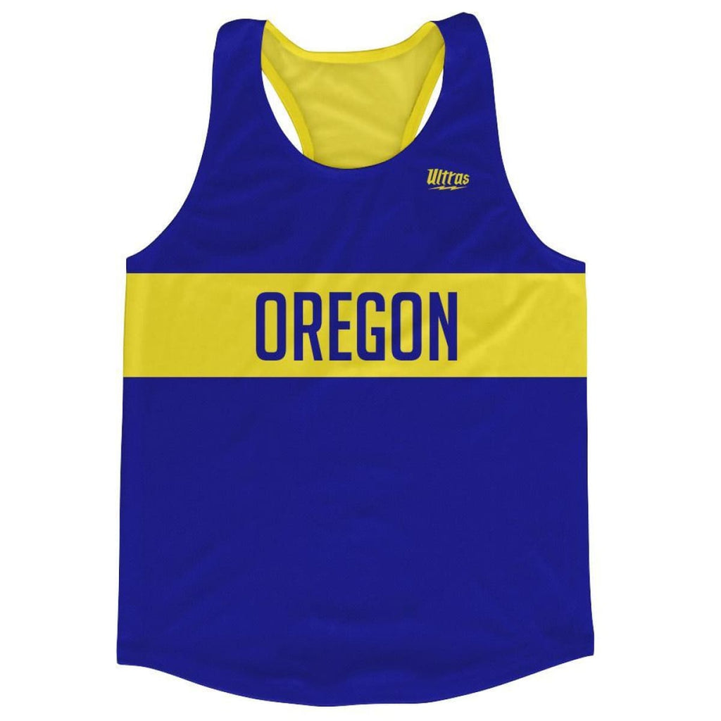 half off a9c78 d8bc0 Oregon Finish Line Running Tank Top Racerback Track and Cross Country  Singlet Jersey