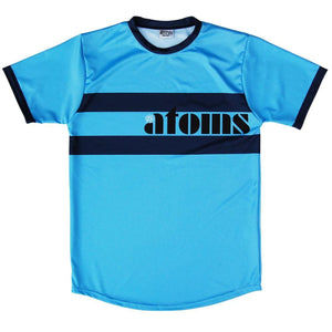 Philadelphia Atoms Soccer Jersey - Sky Blue / Toddler 1 / No - Soccer Jersey