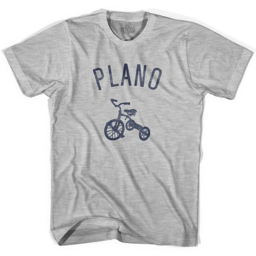 Plano City Tricycle Youth Cotton T-shirt - Tricycle City