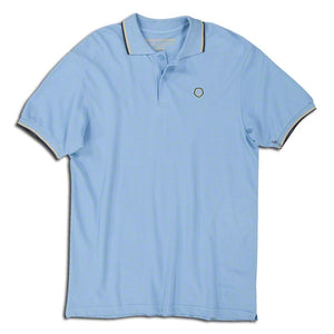 Polo La celeste Light Blue Adult MEDIUM Shirt - Final Sale