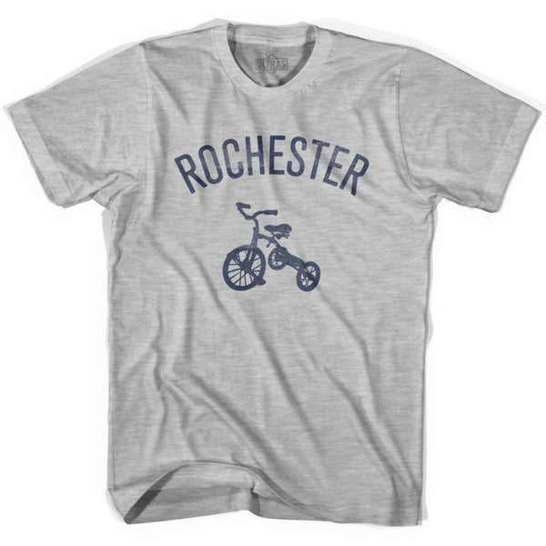 Rochester City Tricycle Womens Cotton T-shirt - Tricycle City