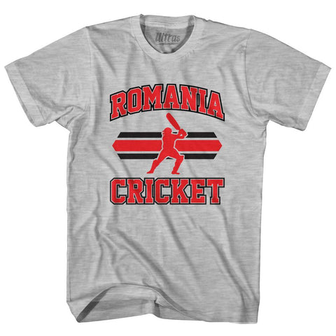Ultras - Romania 90's Cricket Team Cotton Adult T-shirt