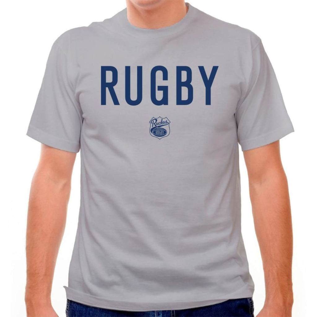Rugby T-shirt - Cool Grey / Youth X-Small - Rugby T-shirt