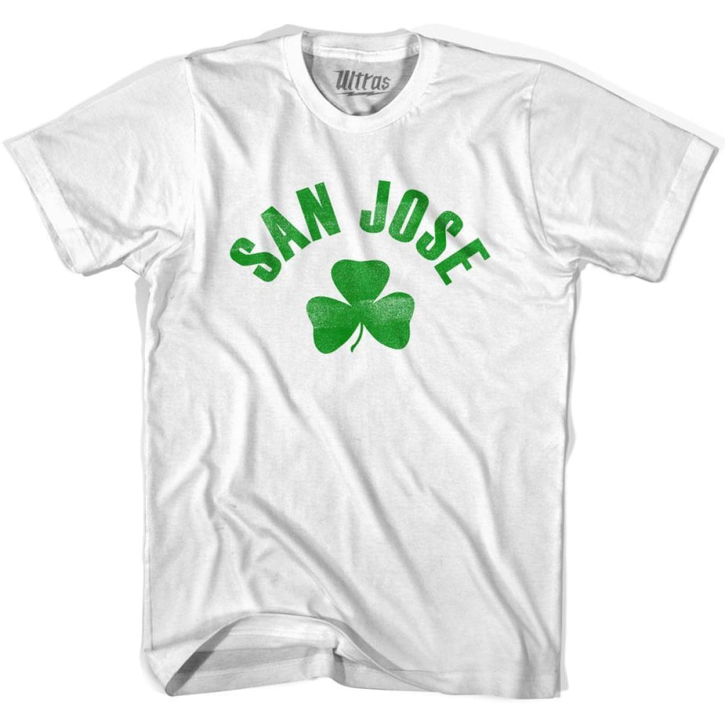 Phoenix City Shamrock Womens Cotton T-Shirt