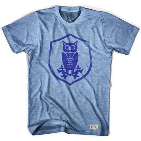 Sheffield Wednesday Owl Crest Soccer T-shirt - Ultras Club Soccer T-shirt