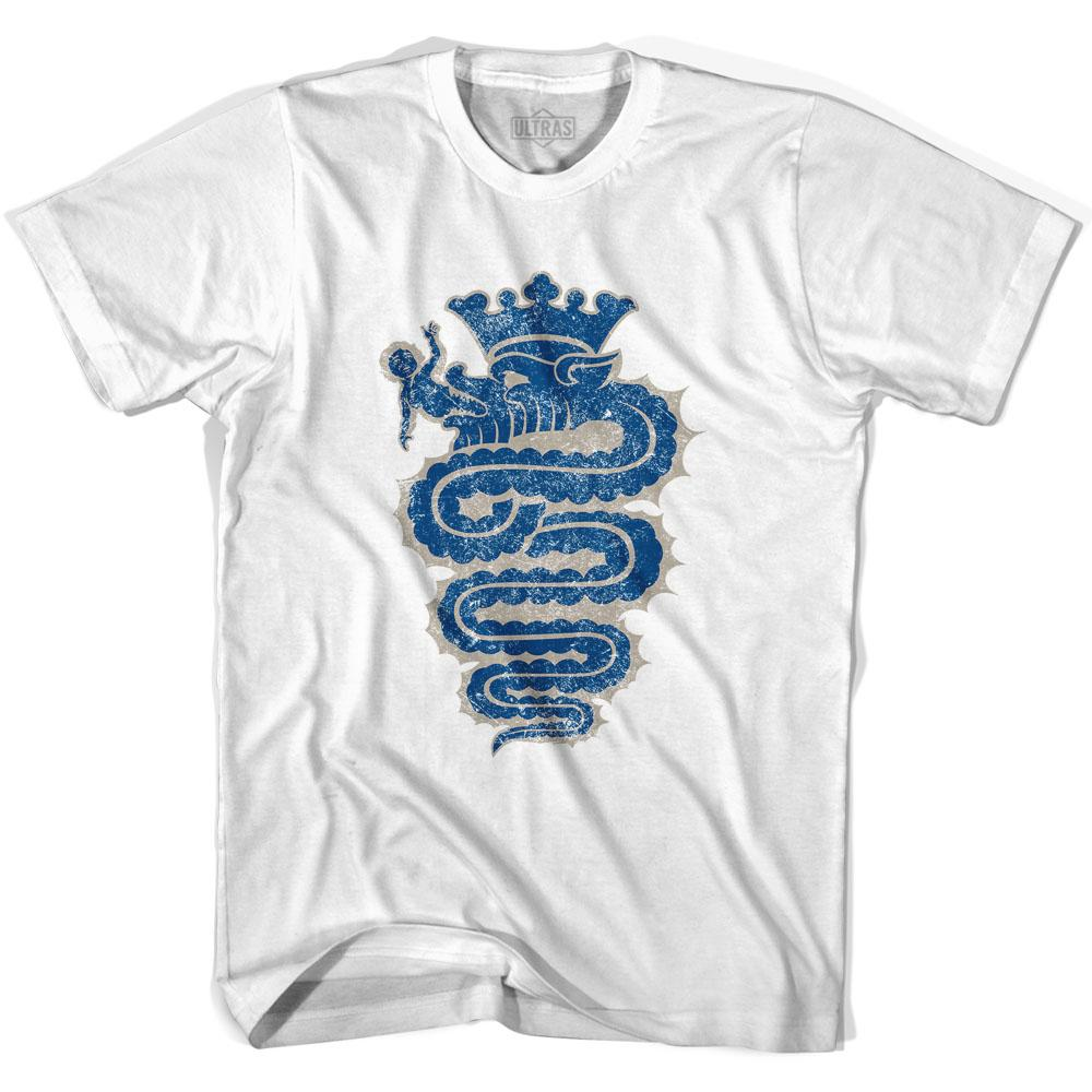 Inter Snake Youth Cotton Soccer T-shirt
