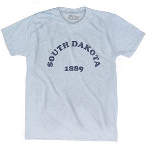 Ultras - South Dakota State 1889 Adult Tri-Blend Vintage T-shirt