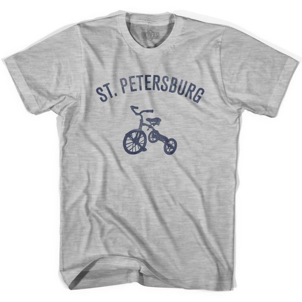 St. Petersburg City Tricycle Youth Cotton T-shirt - Tricycle City