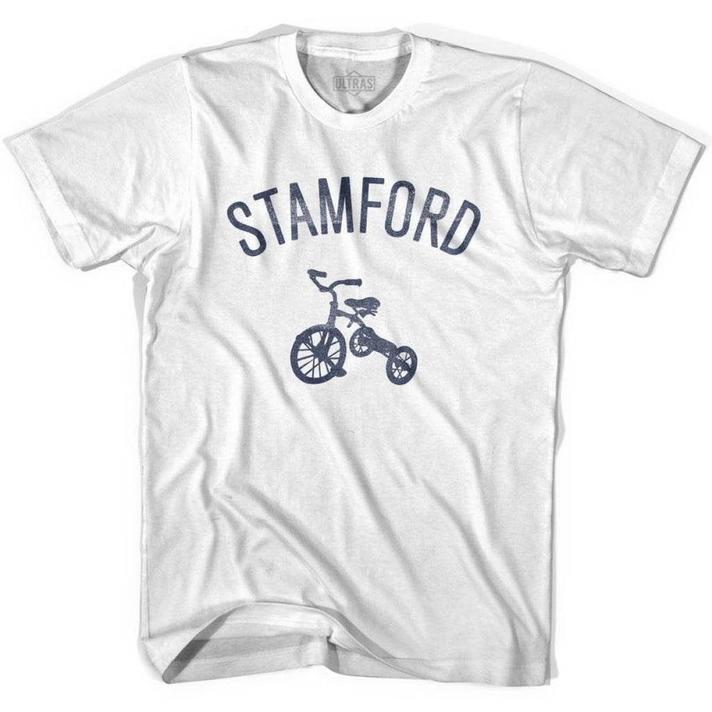 Stamford City Tricycle Youth Cotton T-shirt - Tricycle City