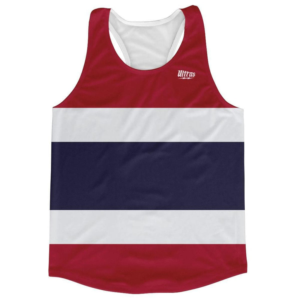 Ultras Thailand Country Flag Running Tank Top Racerback Track