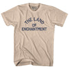 New Mexico The Land of Enchantment Nickname Adult Cotton T-shirt by Ultras
